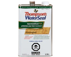 Waterproofing Wood Protector (Clear) - 3.78 L