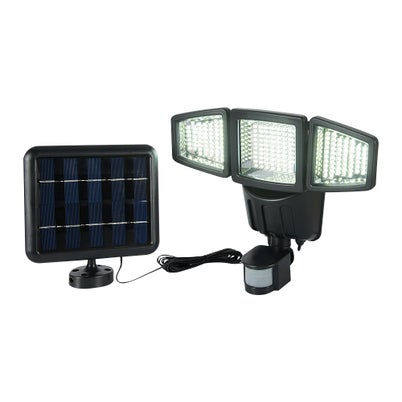 Projecteur à énergie solaire avec détecteur de mouvement