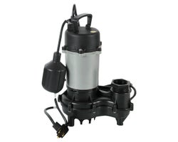 Submersible Effluent Pump 1/2 HP