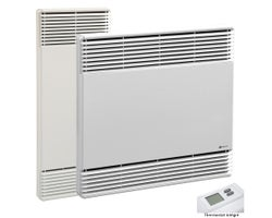 OCEH White Convector with Built-in Thermostat 1000 W