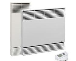 Convecteur mural OCEH avec thermostat intégré , 1 000 W Blanc