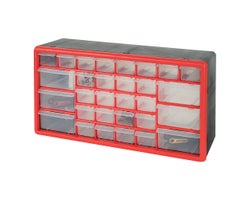30-Drawer Storage Cabinet
