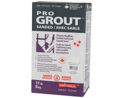 Artic White Sanded Grout 5 kg
