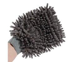 Mitaine de lavage en microfibres