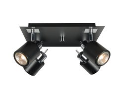 Obscur 4-Light Ceiling Mount