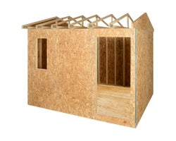 Prefabricated Garden Shed , 8 ft. x 12 ft.