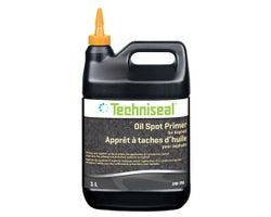 Apprêt à taches d'huile pour asphalte