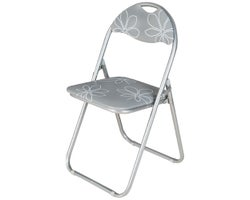 EuroDesign Cushioned Folding Chair