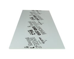 XHD200 Insulating Panel , 1 in. x 4 ft. x 9 ft.