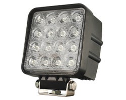 Square LED Working Light For Vehicle