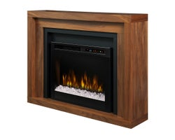 Anthony Electric Fireplace , 1500 W, Crystals