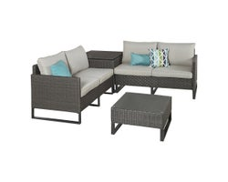 Cape May Sectionnal Sofa Set