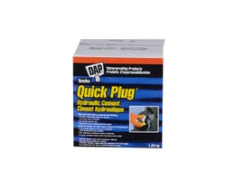 Quick Plug Fast-Setting Cement 1.25 kg