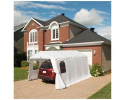 Car Shelter  11 ft. x 16 ft.