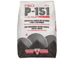 Ciment-colle Pro P-151 22,7 kg