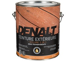 Denalt Semi-Transparent Teak Exterior Stain 3.78 L