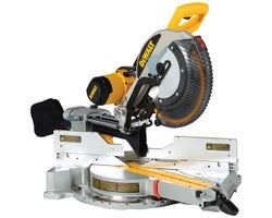 Compound Mitre Saw 12 in. with Stand