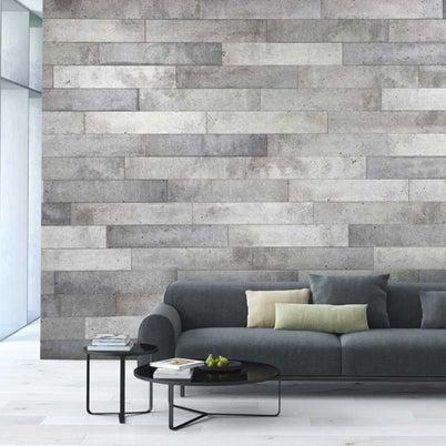 Duo Concrete Decorative Wall Covering