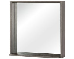Felicia Mirror with Shelf 29-1/2 in. x 25-3/8 in.