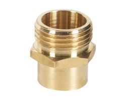 Adaptateur pour tuyau d'arrosage 3/4 po x 1/2 po (MH x F)