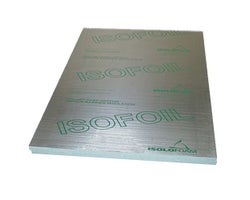 ISOFOIL Insulating Panel & Vapour Barrier 3 in. x 4 ft. x 8.3 ft.