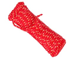 Braided Polypropylene Rope 3/8 in. x 100 ft.