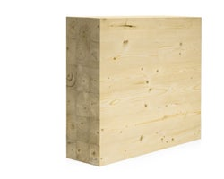 Poutre en bois lamellé-collé NORDIC LAM 51/2pox91/2pox32pi