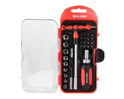 29-Pc. Ratchet Screwdriver Set