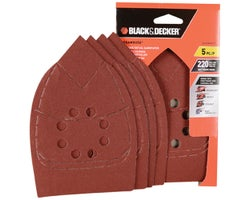 MegaMouse Sandpaper Assortment #220 (5-Pack)