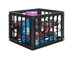 Storage Crate 14 in. x 15-1/2 in. x 10-3/4 in.