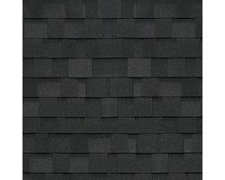 Bardeaux d'asphalte Dynasty Noir granite