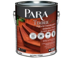 Timbercare Exterior Translucent Wood Stain Cedar 3.78 L