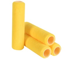 Lint-Free Paint Rollers 4-Pack 10 mm