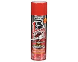 Insecticide pour fourmis, blattes et insectes rampants One Shot 425 g