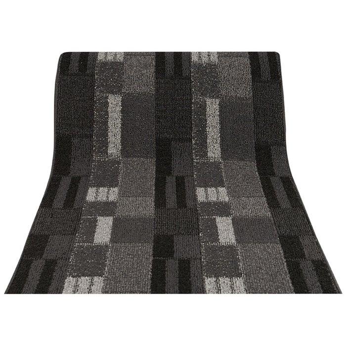 Tapis Deco Brick Noir 28 3 4 Po En Vrac Canac