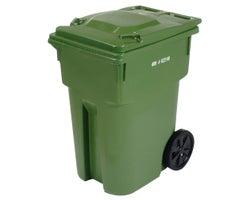 IPL Green Wheeled Bin 360 L