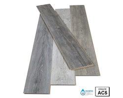 Plancher stratifié 12mm Aquastop Grispoussière