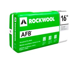 Rockwool AFB Acoustic Insulation 3 in. x 24 in. x 64 ft²