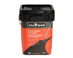 NuPave Acrylic Sealant for Asphalt 15 L