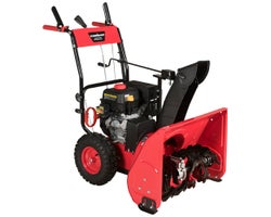 Gas Snow Blowers 24 in. / 212 cc