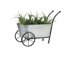 Decorative Wheelbarrow
