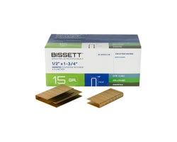 #15 Flooring Staples 1-3/4 in. 5000/Box