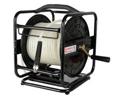 Dévidoir avec tuyau à air comprimé 1/4 po x 100 pi