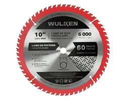 Finishing Circular Saw Blade10 in. (60-Teeth)
