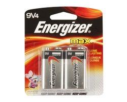 Energizer Max Batteries (4-Pack)