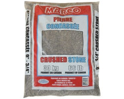 Crushed Stone 0 to 3/4 in.30 kg