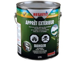 Apprêt extérieur Resisto 3,78 L
