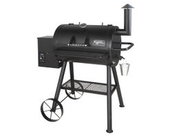 Country Smokers CS0711 Wood Pellet BBQ