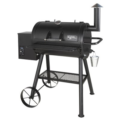 BBQ aux granules Country Smokers CS0711