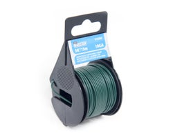 PVC-Coated Steel Wire, #18 x 50 ft.